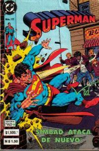 Cover Thumbnail for Supermán (Grupo Editorial Vid, 1986 series) #177