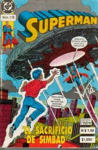 Cover Thumbnail for Supermán (Grupo Editorial Vid, 1986 series) #178