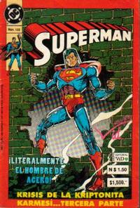 Cover Thumbnail for Supermán (Grupo Editorial Vid, 1986 series) #183