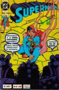 Cover Thumbnail for Supermán (Grupo Editorial Vid, 1986 series) #185