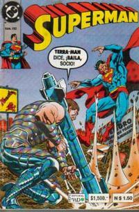 Cover Thumbnail for Supermán (Grupo Editorial Vid, 1986 series) #192