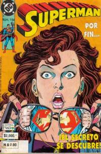 Cover Thumbnail for Supermán (Grupo Editorial Vid, 1986 series) #194