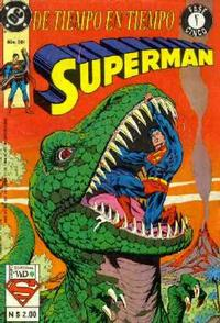 Cover Thumbnail for Supermán (Grupo Editorial Vid, 1986 series) #201