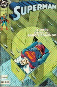 Cover Thumbnail for Supermán (Grupo Editorial Vid, 1986 series) #204