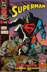 Cover Thumbnail for Supermán (Grupo Editorial Vid, 1986 series) #205