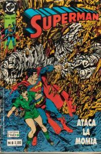 Cover Thumbnail for Supermán (Grupo Editorial Vid, 1986 series) #208