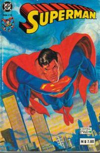 Cover Thumbnail for Supermán (Grupo Editorial Vid, 1986 series) #210