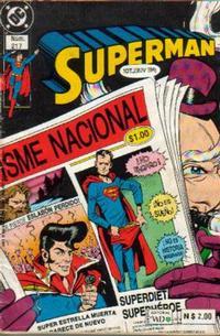 Cover Thumbnail for Supermán (Grupo Editorial Vid, 1986 series) #217
