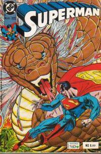 Cover Thumbnail for Supermán (Grupo Editorial Vid, 1986 series) #222