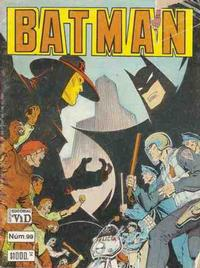 Cover Thumbnail for Batman (Grupo Editorial Vid, 1987 series) #99