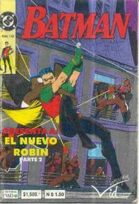 Cover Thumbnail for Batman (Grupo Editorial Vid, 1987 series) #149
