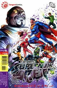 Cover Thumbnail for Tangent: Superman's Reign (DC, 2008 series) #11