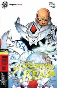 Cover Thumbnail for Tangent: Superman's Reign (DC, 2008 series) #12