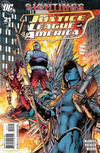 Cover Thumbnail for Justice League of America (DC, 2006 series) #21