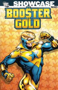 Cover Thumbnail for Showcase Presents Booster Gold (DC, 2008 series) #1