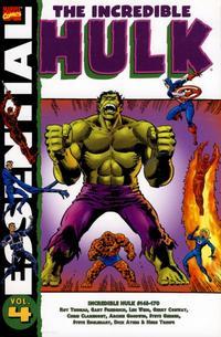 Cover Thumbnail for Essential Hulk (Marvel, 1999 series) #4