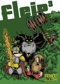 Cover Thumbnail for Fleip (Laksevåg Forlag, 2006 series) #3
