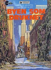 Cover Thumbnail for Linda og Valentin (Cappelen, 1987 series) #1 - Byen som druknet