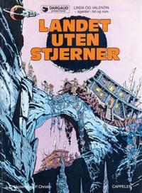 Cover Thumbnail for Linda og Valentin (Cappelen, 1987 series) #3 - Landet uten stjerner