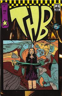 Cover Thumbnail for THB (Horse Press, 1994 series) #1 [Vol. 2 - 2nd Print]