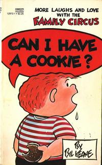 Cover Thumbnail for Can I Have a Cookie? (Gold Medal Books, 1979 series) #12972-1 [$2.25]