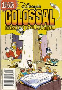 Cover Thumbnail for Disney's Colossal Comics Collection (Disney, 1991 series) #1