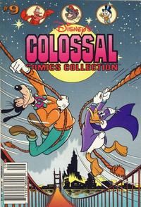 Cover Thumbnail for Disney's Colossal Comics Collection (Disney, 1991 series) #9