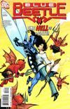 Cover for The Blue Beetle (DC, 2006 series) #27