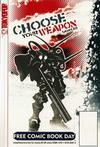 Cover for Choose Your Weapon Sampler (Tokyopop, 2007 series) #1