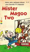 Cover for Mister Magoo Two (Scholastic Book Services, 1980 series)