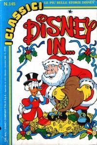 Cover Thumbnail for I Classici di Walt Disney (The Walt Disney Company Italia, 1988 series) #145