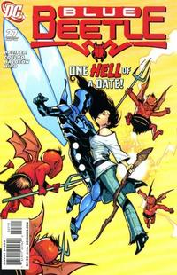 Cover Thumbnail for The Blue Beetle (DC, 2006 series) #27
