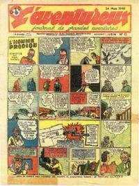 Cover Thumbnail for L' Aventureux (Editions Mondiales, 1936 series) #12/1940