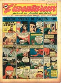 Cover Thumbnail for L' Aventureux (Editions Mondiales, 1936 series) #13/1940