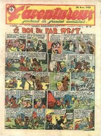 Cover Thumbnail for L'Aventureux (Editions Mondiales, 1936 series) #17/1940