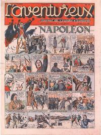Cover Thumbnail for L'Aventureux (Editions Mondiales, 1936 series) #31/1941