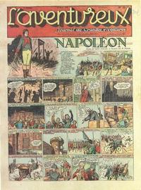 Cover Thumbnail for L'Aventureux (Editions Mondiales, 1936 series) #32/1941