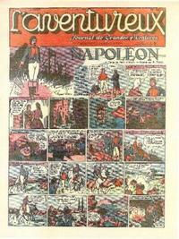 Cover Thumbnail for L' Aventureux (Editions Mondiales, 1936 series) #36/1941