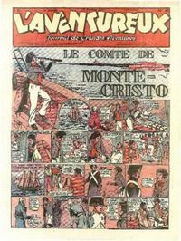 Cover Thumbnail for L'Aventureux (Editions Mondiales, 1936 series) #41/1941