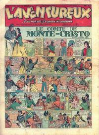 Cover Thumbnail for L'Aventureux (Editions Mondiales, 1936 series) #43/1941