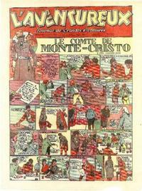 Cover Thumbnail for L' Aventureux (Editions Mondiales, 1936 series) #44/1941