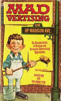 Cover Thumbnail for MADvertising or Up Madison Avenue (New American Library, 1972 series) #Y6739
