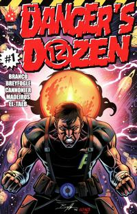 Cover Thumbnail for The Danger's Dozen (First Salvo Productions, 2007 series) #1