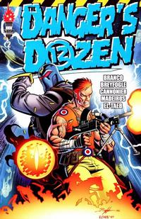 Cover Thumbnail for The Danger's Dozen (First Salvo Productions, 2007 series) #2