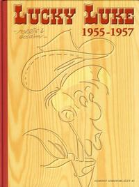 Cover Thumbnail for Lucky Luke boksamling (Hjemmet / Egmont, 2003 series) #1955-1957