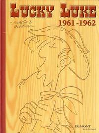 Cover Thumbnail for Lucky Luke boksamling (Hjemmet / Egmont, 2003 series) #1961-1962