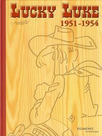 Cover Thumbnail for Lucky Luke boksamling (Hjemmet / Egmont, 2003 series) #1951-1954