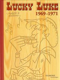Cover Thumbnail for Lucky Luke boksamling (Hjemmet / Egmont, 2003 series) #1969-1971
