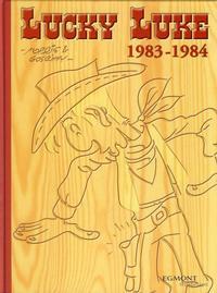 Cover Thumbnail for Lucky Luke boksamling (Hjemmet / Egmont, 2003 series) #1983-1984