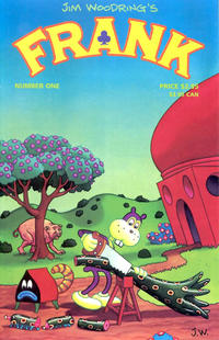 Cover Thumbnail for Frank (Fantagraphics, 1996 series) #1